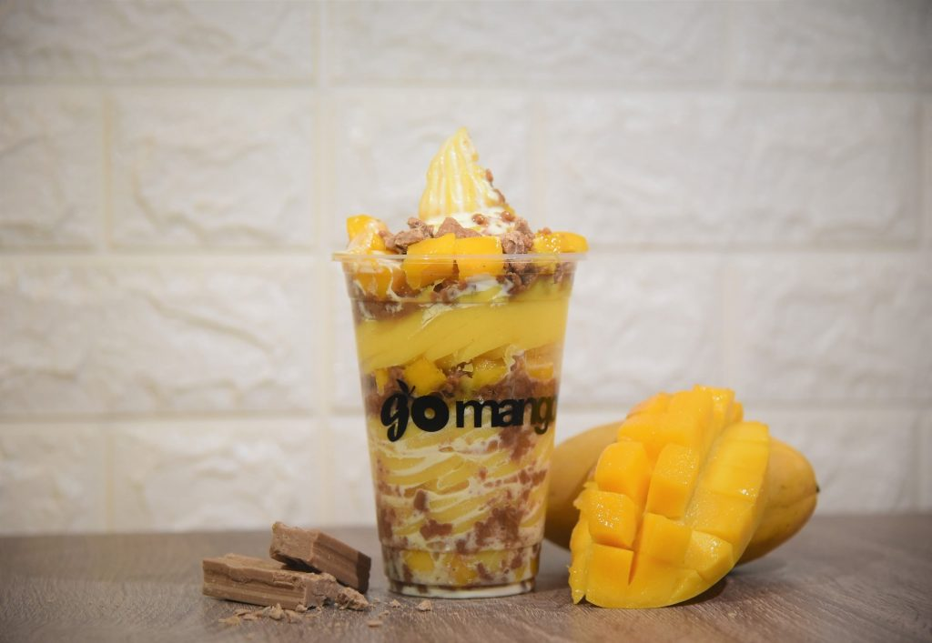 Mango Chocnut Cream